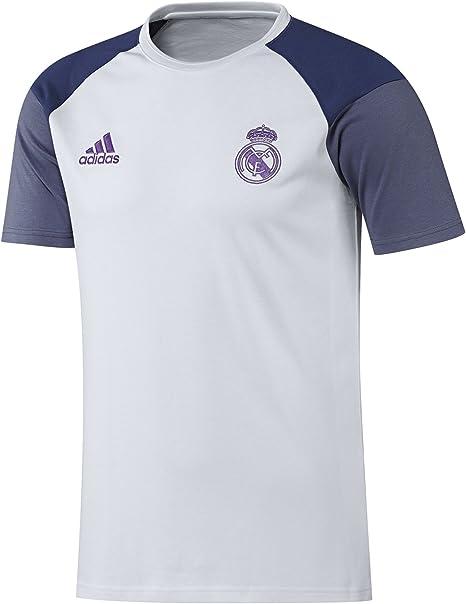adidas Real Madrid CF Y Camiseta, Niños: Amazon.es: Ropa y accesorios