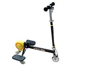 VIMWING SELF-PROPELLED monopatín patinete CASTERBOARD (negro ...