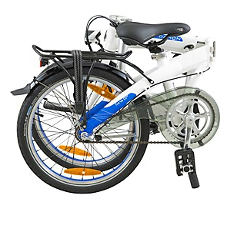 Dahon Faltrad CURVE i3 3 Gang ND Weiß 20 Zoll Klapp Fahrrad Faltrahmen Aluminium Faltbar Uni, 916745: Amazon.es: Deportes y aire libre