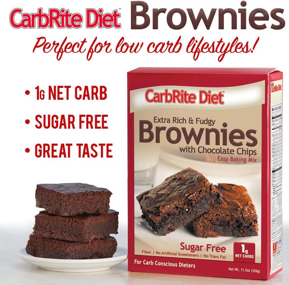 Universal Nutrition Carbrite Diet Brownie con Chips de ...