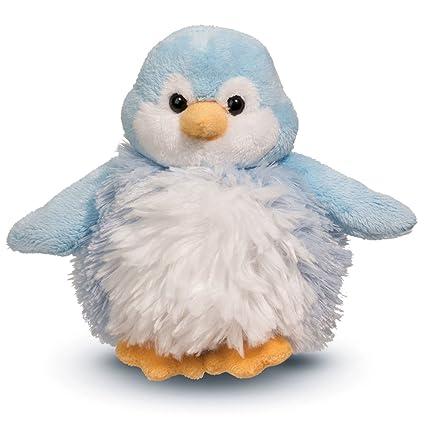 Amazon Com Squibbles Puff Penguin Stuffed Animal By Douglas Cuddle