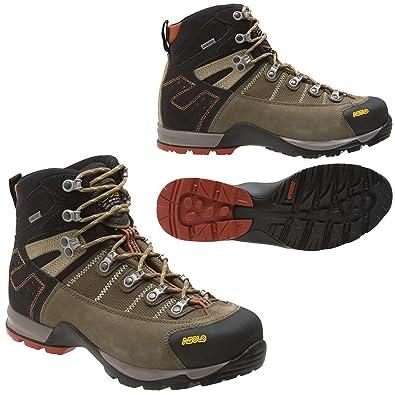 90171e0a931 Asolo Fugitive Gore-Tex Boot - Men's Tundra/Black, 10.5: Amazon.co ...