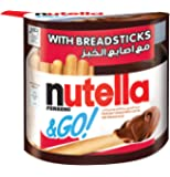 NUTELLA&GO BREADSTICK T1 52Gr