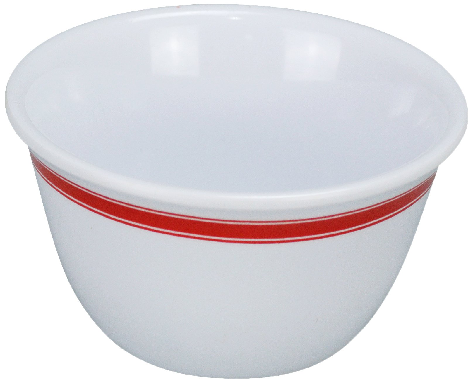Yanco HS-303 Houston Bouillon Cup, 7 oz Capacity, Melamine, 2'' Height, 4'' Diameter, Pack of 48