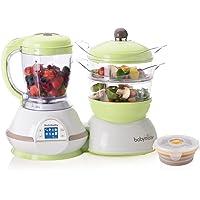 Babymoov Nutribaby Zen Robot de Cuisine Vert