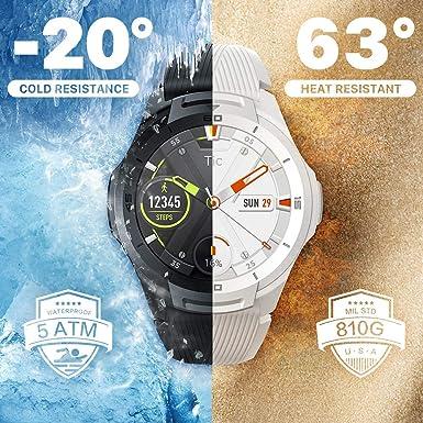 Smartwatch TicWatch S2: Mobvoi: Amazon.es: Relojes