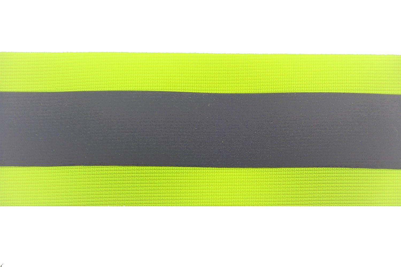 NTS Nä htechnik 5 Meter Reflexband, Reflektorband, in 7 Breiten, Farbauswahl (Silber, 10mm) NTS Nähtechnik
