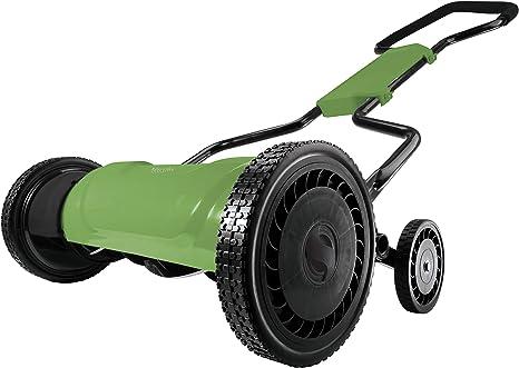Martha Stewart MTS-MRM18 18-Inch Quad-Wheel 5-Position Razor Sharp Cutting Blade Reel Mower