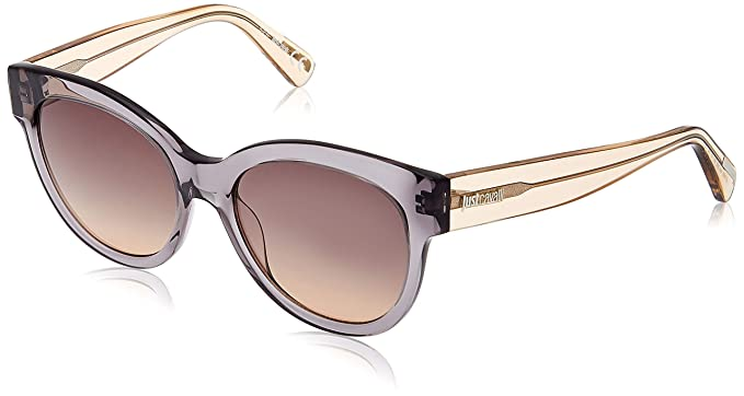 Just Cavalli JC760S-20B Gafas de Sol, Grey/Degrade Grey, 56 ...