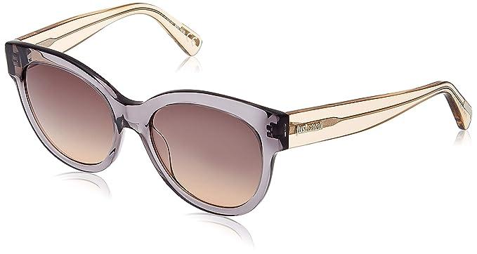 Just Cavalli JC760S-20B Gafas de Sol, Grey/Degrade Grey, 56 ...