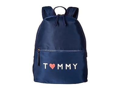 トミーラブ 【スペシャル】 Tommy Hilfiger Weekender Item Backpack Nylon 6940453 423 /[トミー ヒルフィガー/] バックパック /[並行輸入品/]