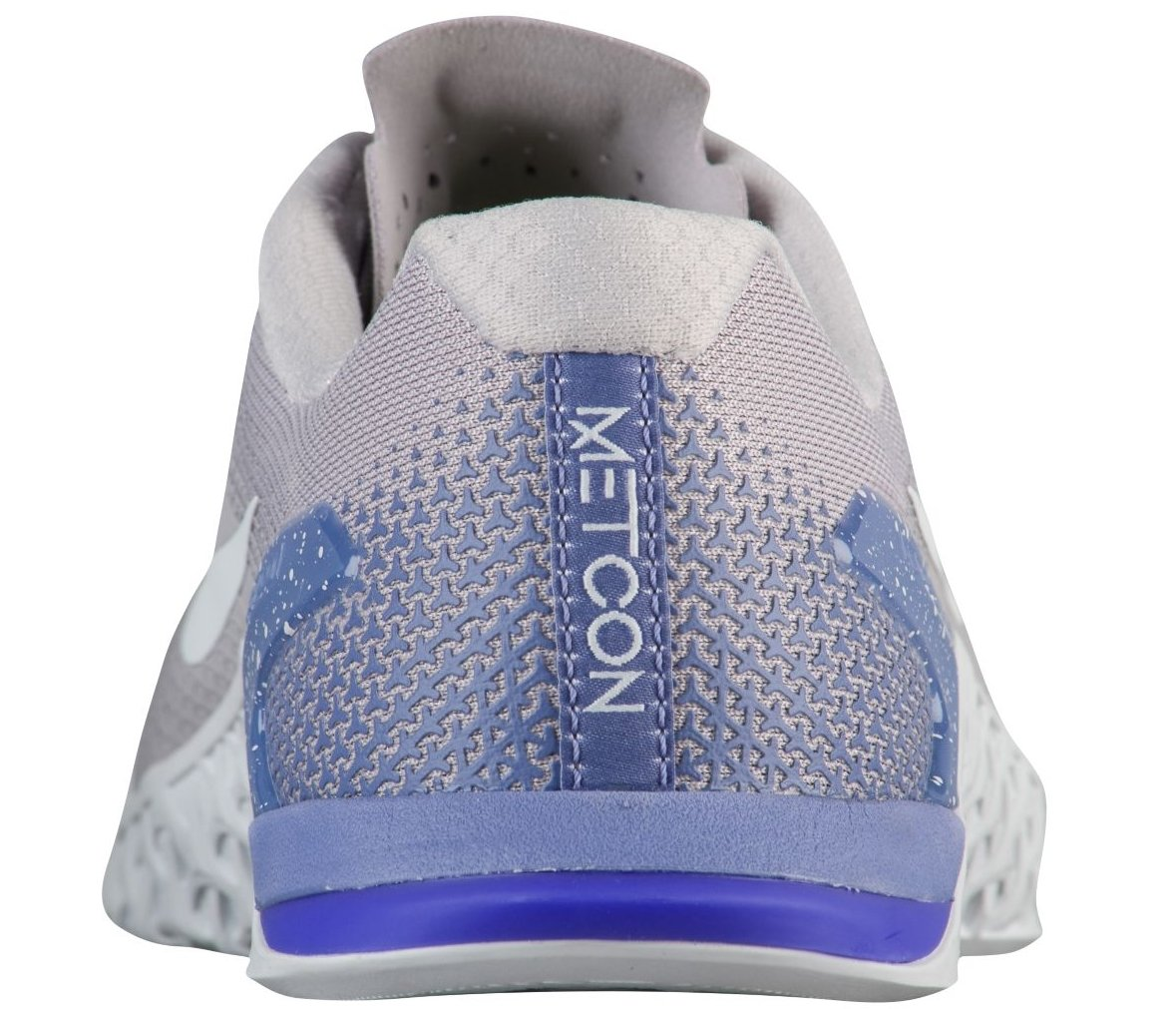 NIKE Women Metcon 4 Training Shoe Grey B0761YMPHM 5.5 B(M) US|Atmosphere Grey/Pure Platinum