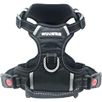 Winsee Dog Harness, No-pull Comfort Pet Vest Harness Safety Adjustable Dog Vest