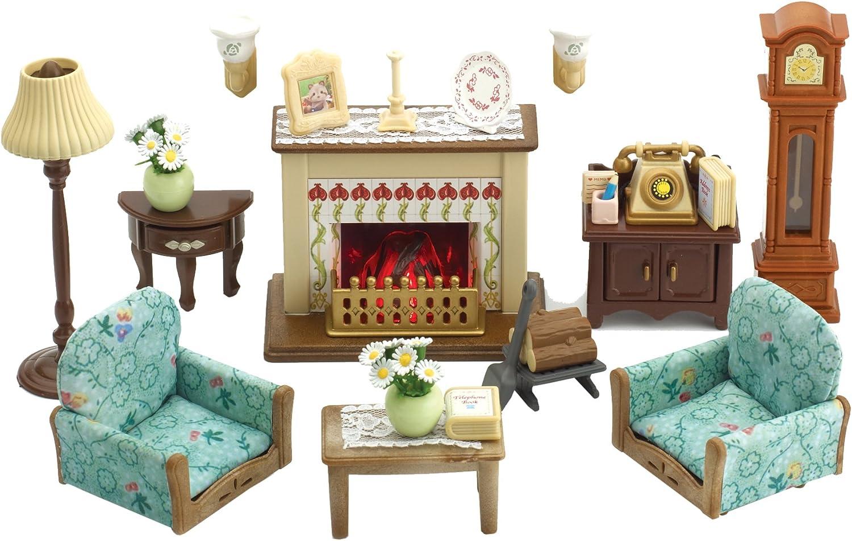 Sylvanian Families Free Shipping! Home Interiors Set