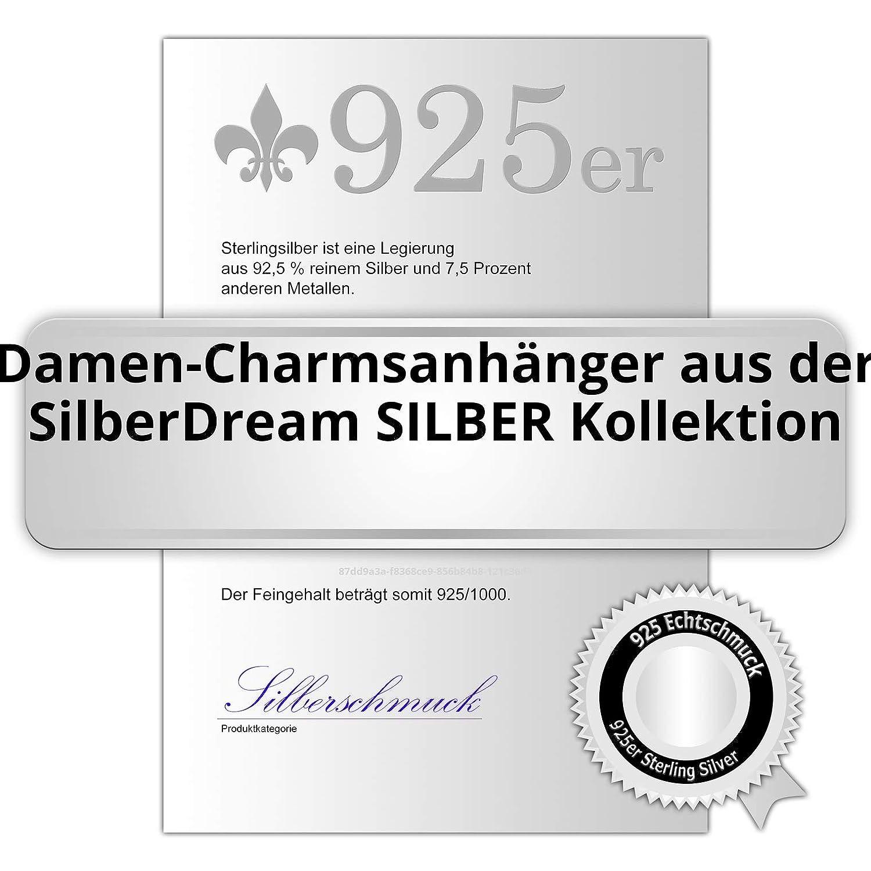 FC3037 Argent 925 Sterling SilberDream Charms Charm menottes en argent pour charms colliers bracelets boucles doreilles