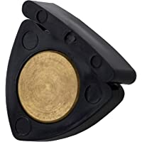 The Alpine Mute Co- Professional Model Menuhin Shield Type Violin Viola Mute (Black)
