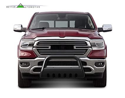 Amazon Com Better Automotive Bull Bar Fit 2019 Dodge Ram 1500 Excl