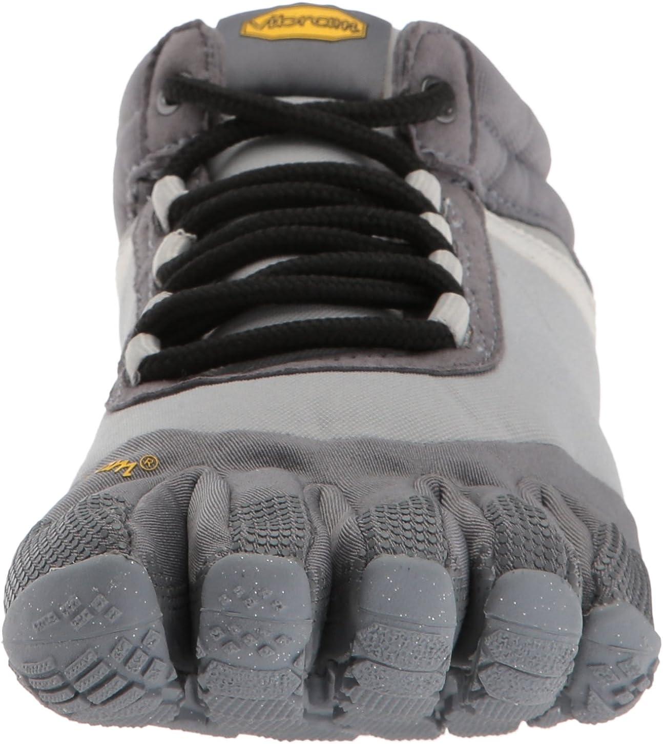 Vibram Womens Trek Ascent Insulated Grey Hiking Shoe