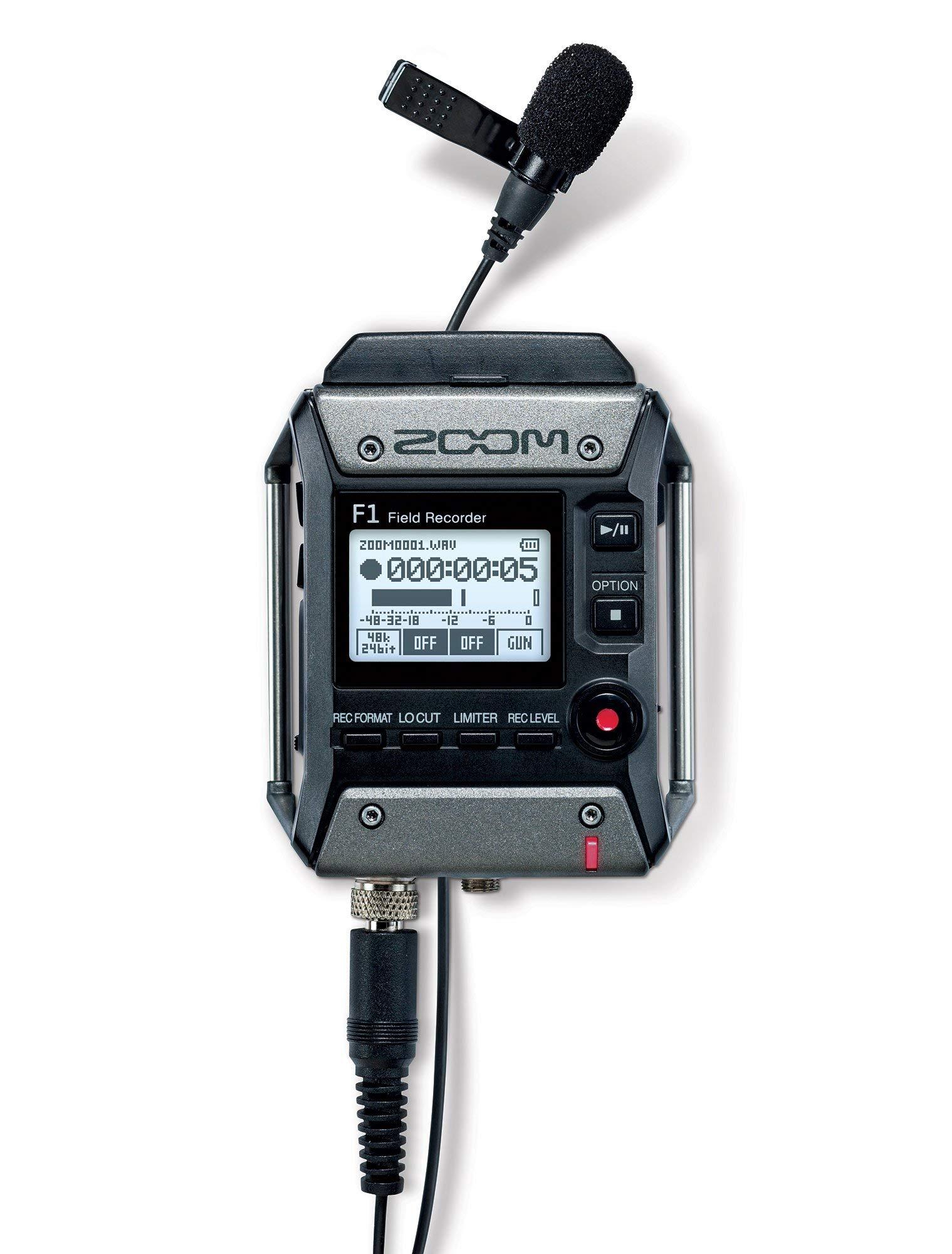Zoom Digital Multitrack Recorder (F1-LP) (Renewed)