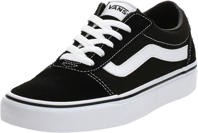 Vans Ward Suede/Canvas, Sneaker para Mujer