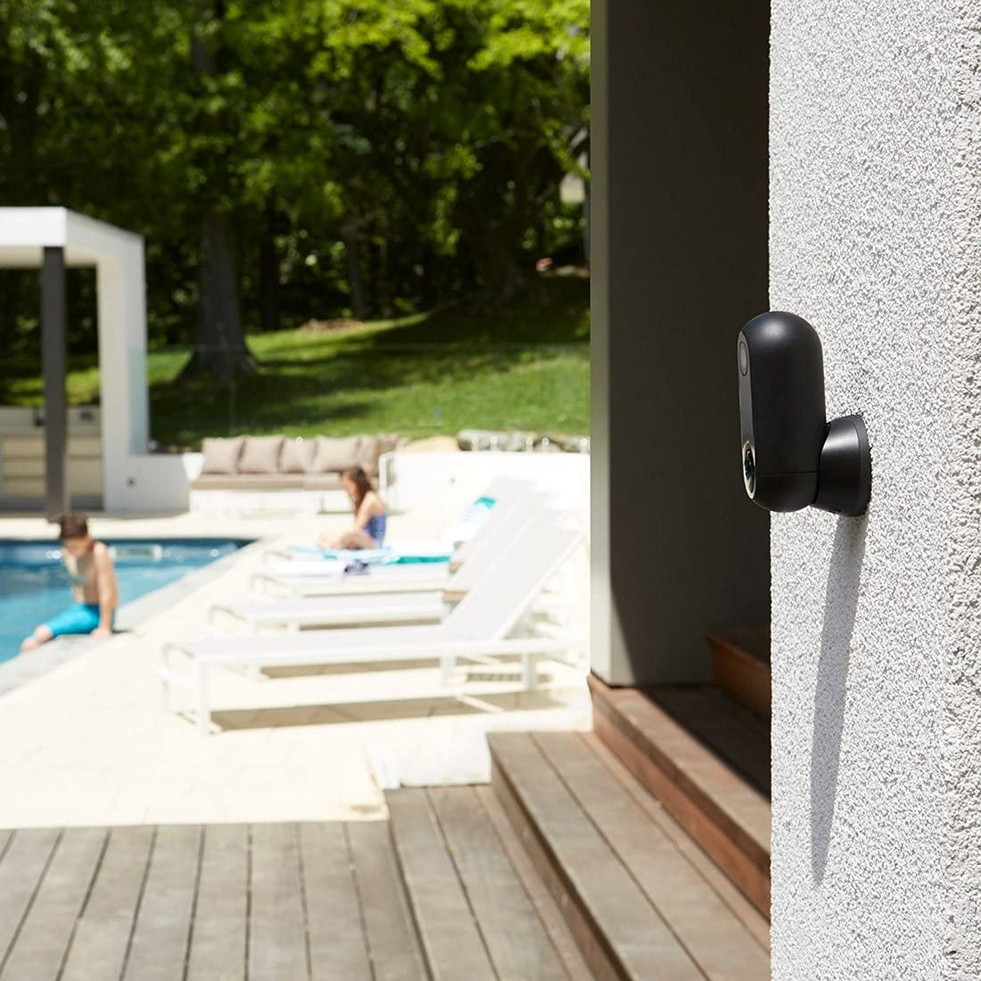 Canary Flex Outdoor Indoor Überwachungskamera Mit Kamera