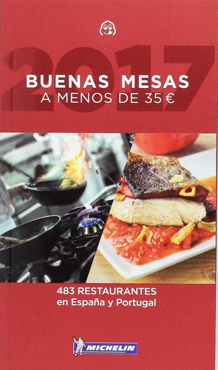 Buenas mesas a menos de 35 € (La Guía Michelin): Amazon.es: Vv.Aa., Vv.Aa.: Libros