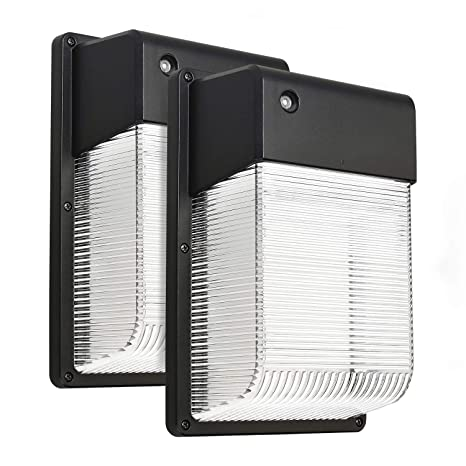 outdoor light photocell porch led wall pack outdoor light photocell included dusk to dawn barn light 25w 250w