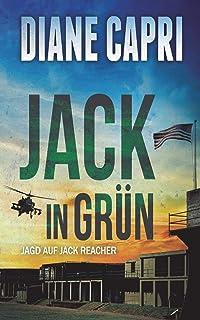 Findet Jack (Jagd Auf Jack Reacher, Band 1):