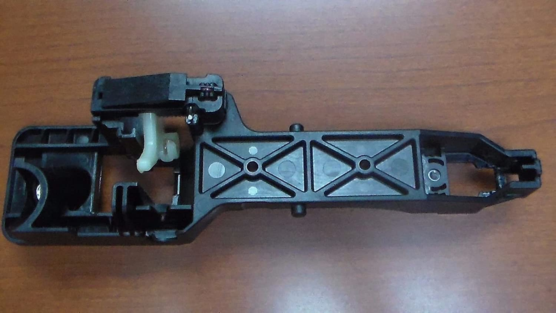 how to fix a broken exterior car door handle