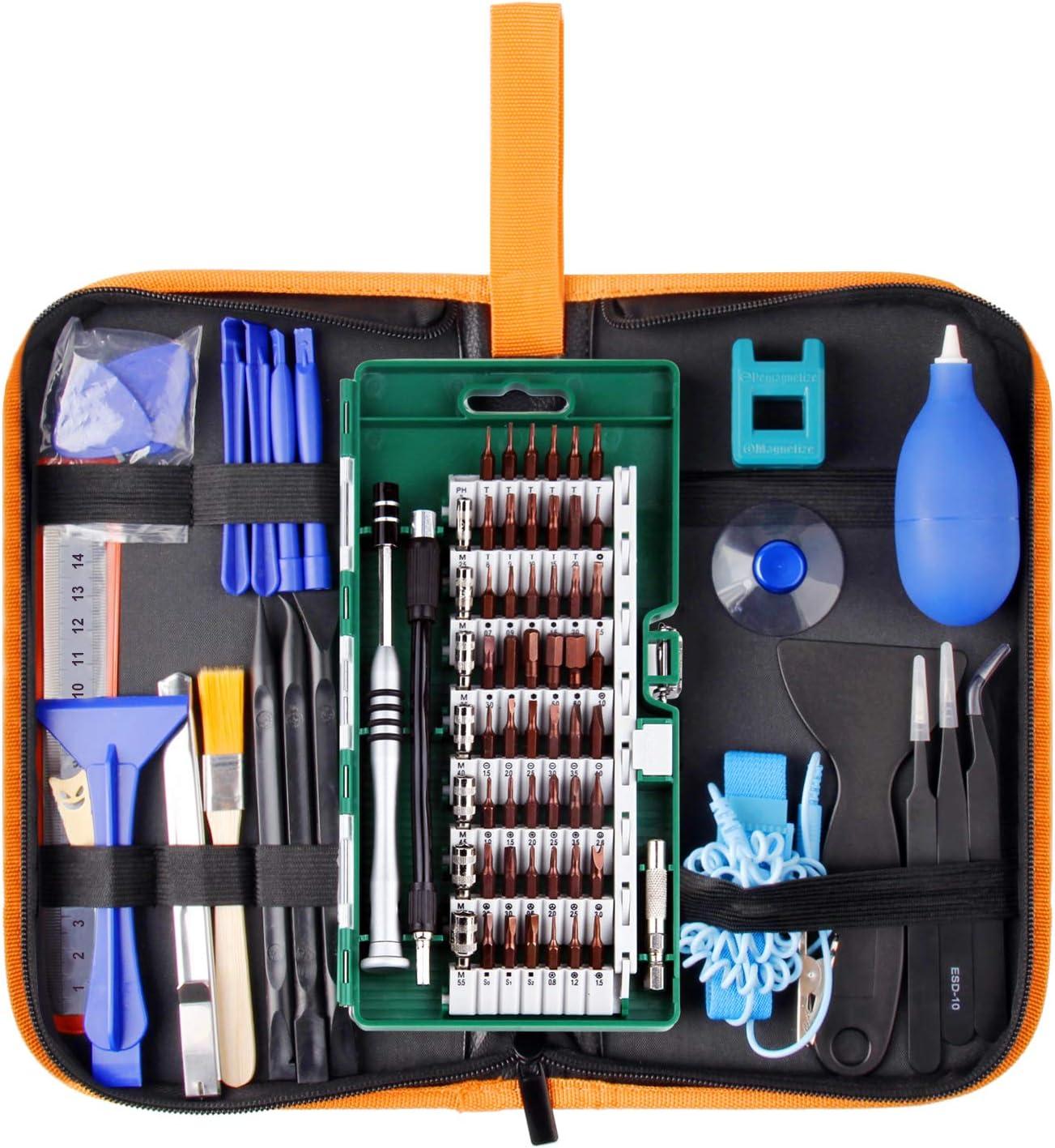 12pcs Precision Magnetic Screwdriver Set kit For Iphone Android Repair Tool Kit