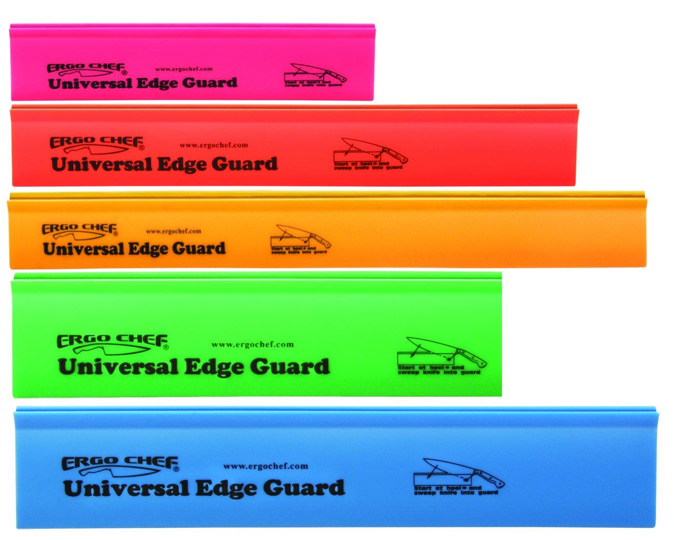 Ergo Chef ER83 Universal Edge Set Knife Guard, Multicolored by Ergo Chef
