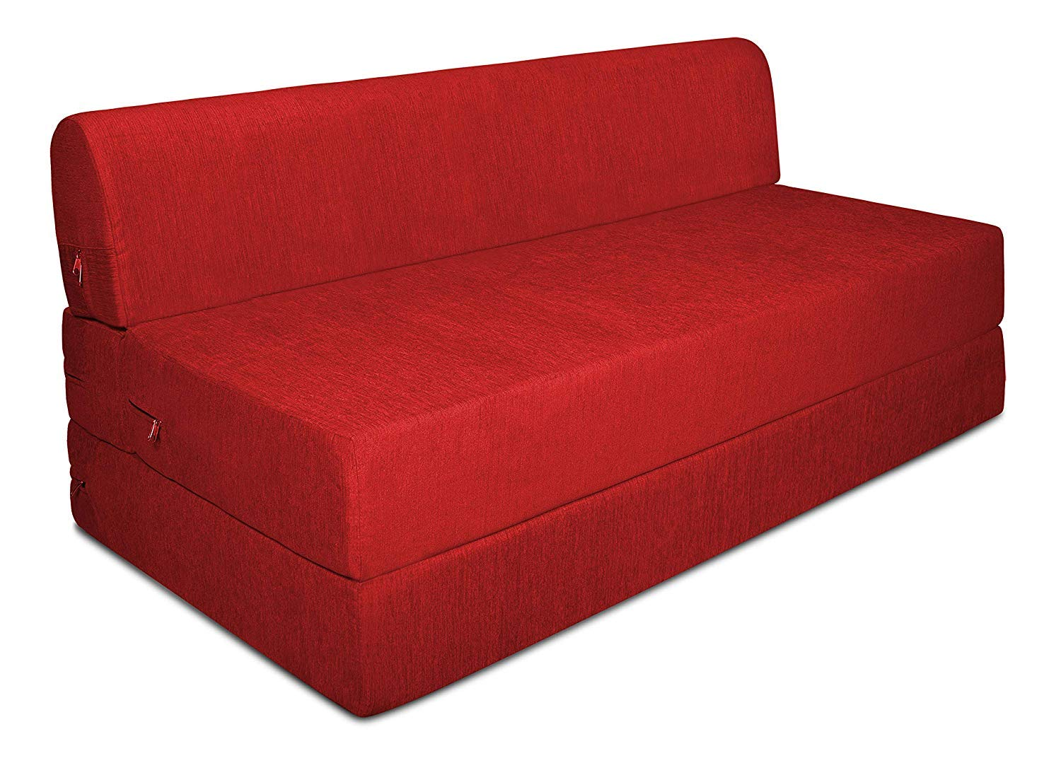 Buy 2 seater sofa in Red colour- Aart store
