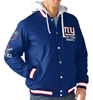 Amazon.com   New York Giants NFL G-III Super Bowl Cotton Twill ... ec55b56cf