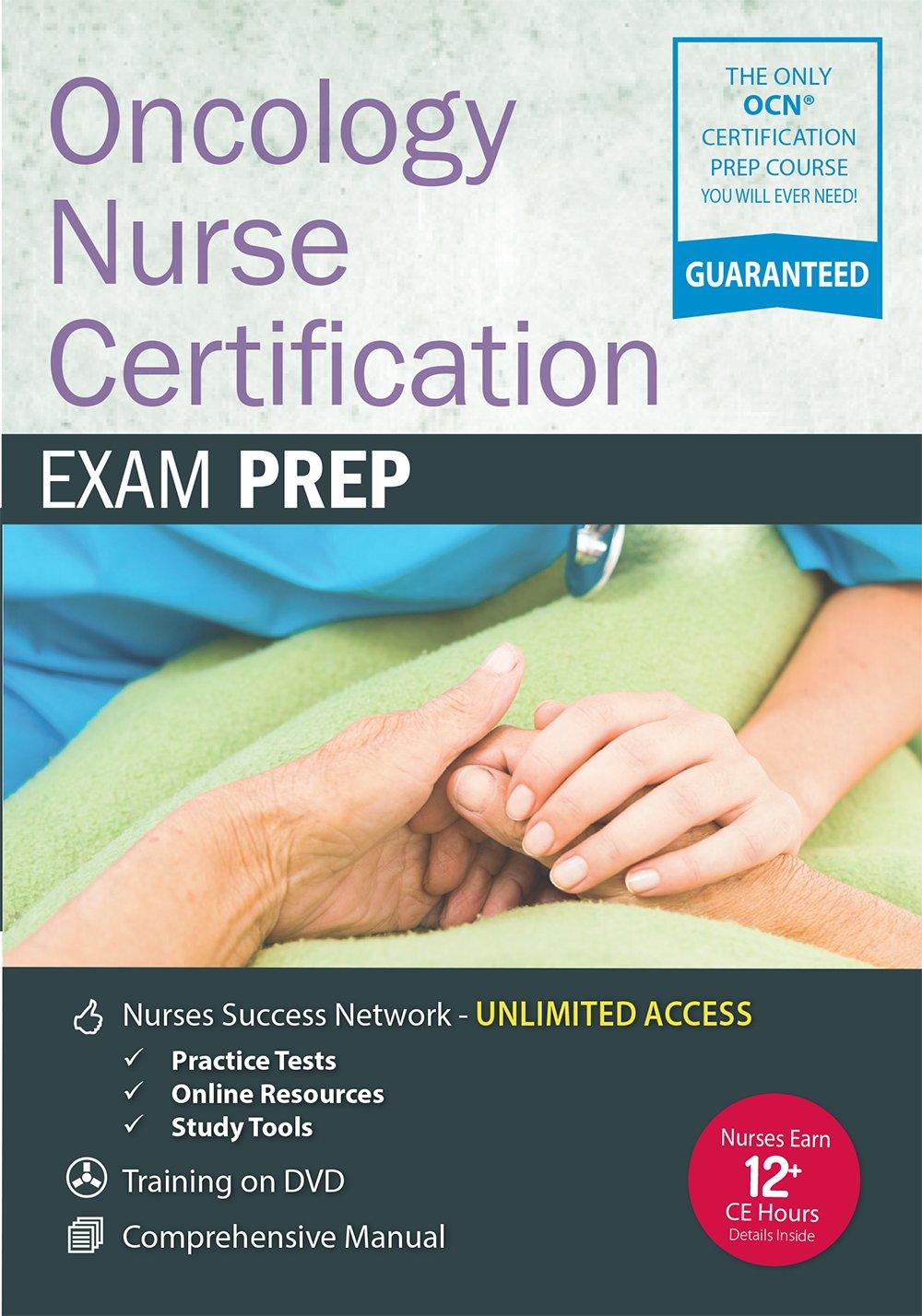 Amazon Oncology Nurse Certification Ocn Exam Prep Package
