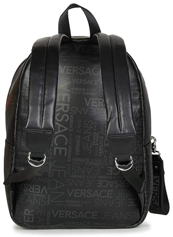 db77bcfe99e6 Versace Jeans Backpack black  Amazon.co.uk  Clothing