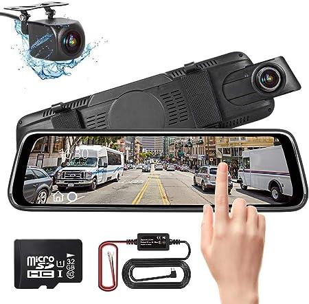 Spiegel Dashcam Autokamera Video Recorder 1080p Full Elektronik