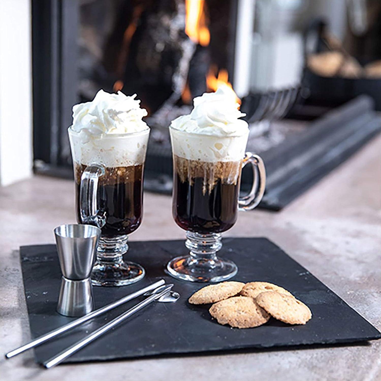 transparent Le Studio Irish Coffee Cocktail-Set
