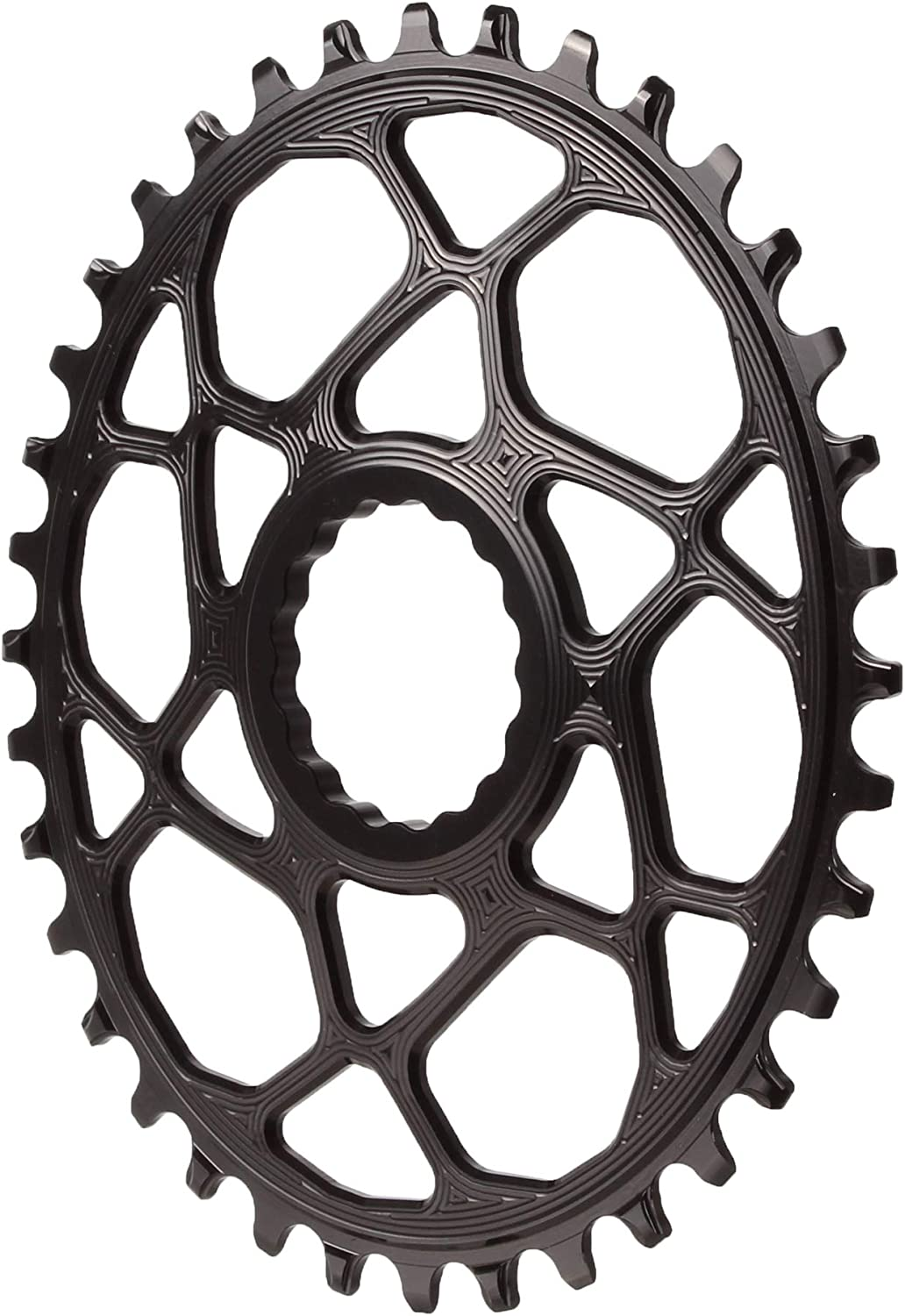 ABSOLUTE BLACK Chainring Absoluteblack Oval Direct Rf-Cinch Boost148 30T Bk