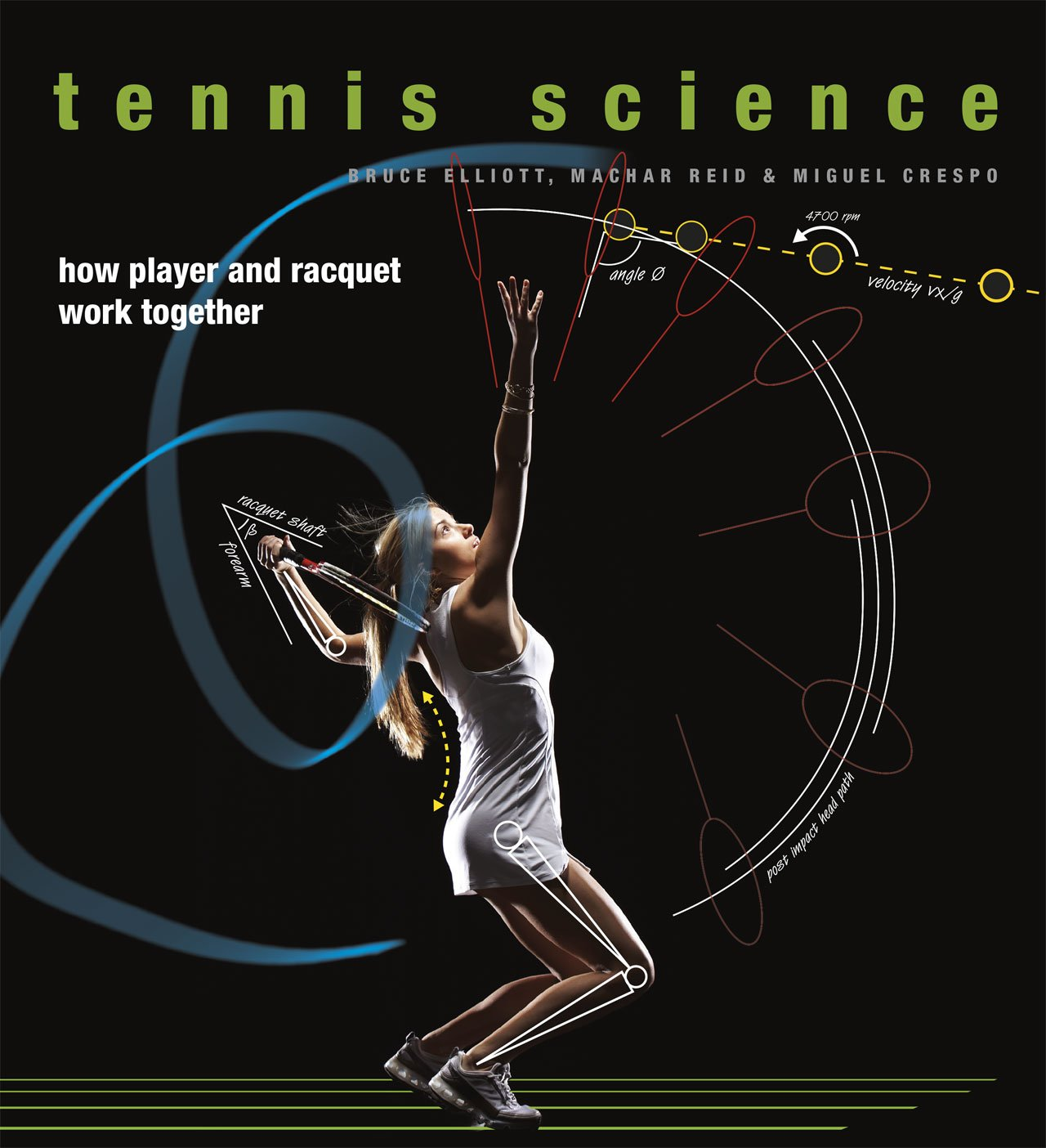Tennis Science: How Player and Racket Work Together by University of Chicago Press