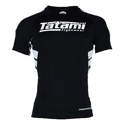 Hayabusa Tatami Armourtech Short Sleeve Rashguard