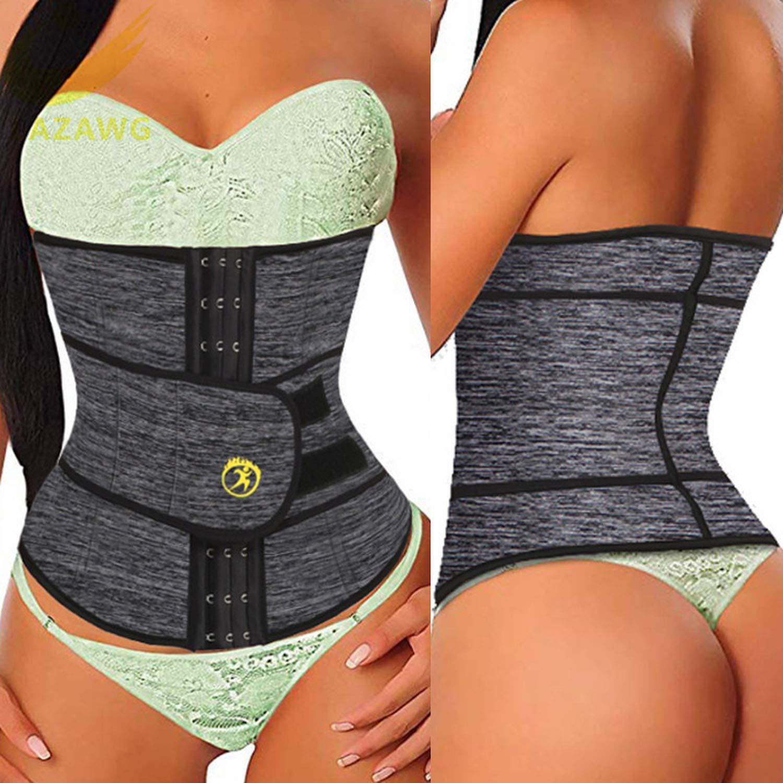 Stree Corner Women Waist Trainer Neoprene Belt Weight Loss Cincher Body Shaper Tummy Control Slimming