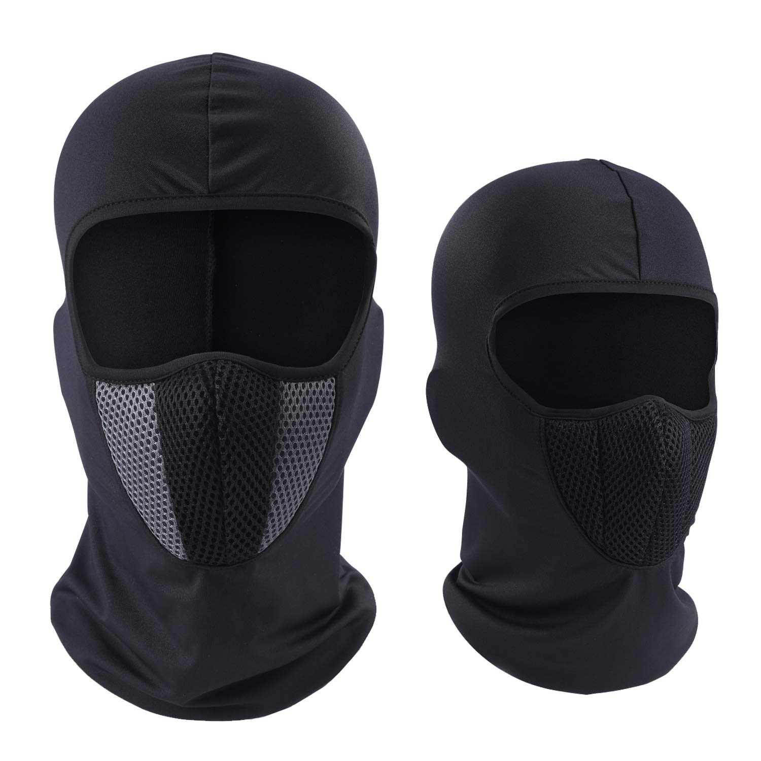Balaclava - breathable Outdoor Multifunctional Summer Windproof Full Face Mask for Cycling, Hiking, Motorcycle