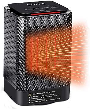 Amazon Com Mrotech 950w Ceramic Space Heater Portable