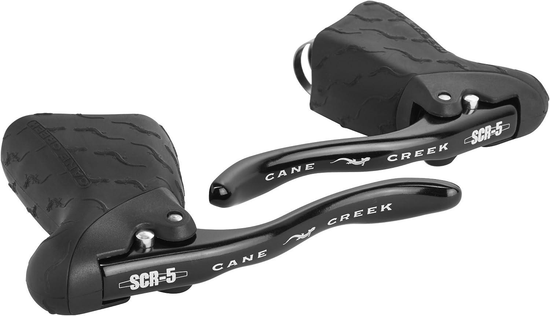 CANE CREEK SCR-5 BICYCLE BRAKE LEVER BLACK HOODS--1 PAIR