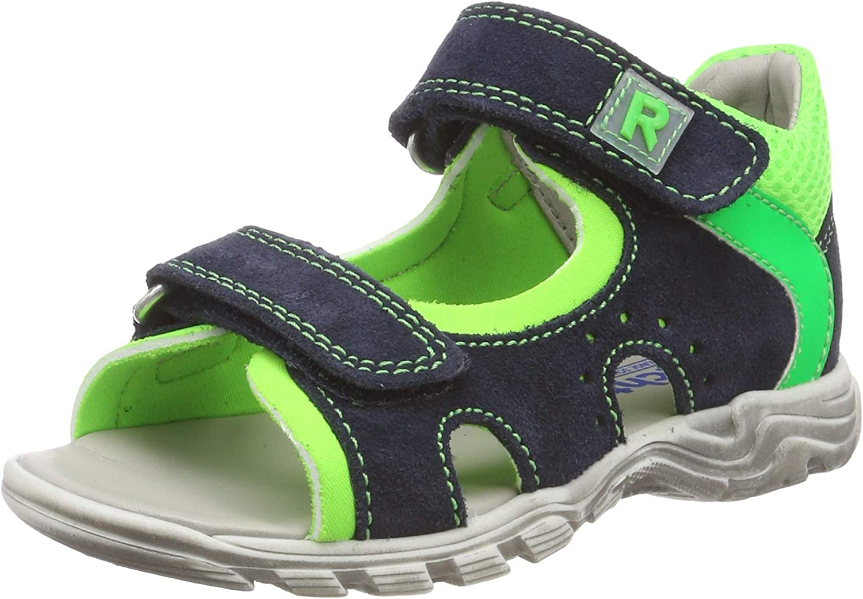 Richter Kinderschuhe Boys/' Jumbo Ankle Strap Sandals