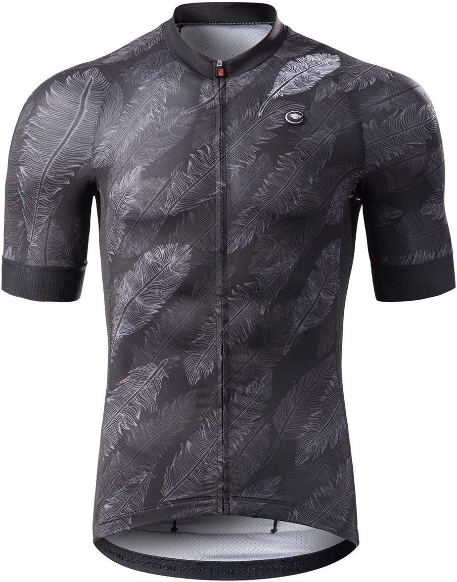 瑞恩男士自行车运动衫