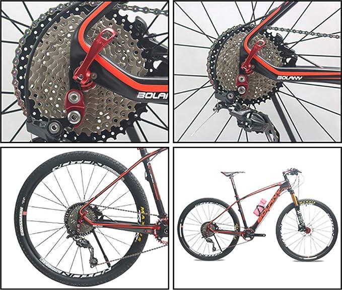 LIDAUTO MTB Ciclismo Rueda Libre Bicicleta Piñón Rueda Casetes de Bicicleta Ruedas Libres Amplio Ratiof Compatible con Shimano, SRAM 11 velocidades, ...