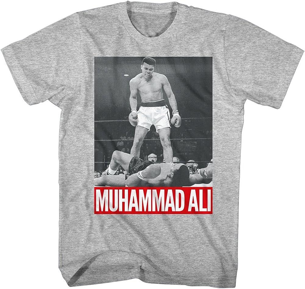 Boxing Adult T-Shirt American Classics Muhammad Ali