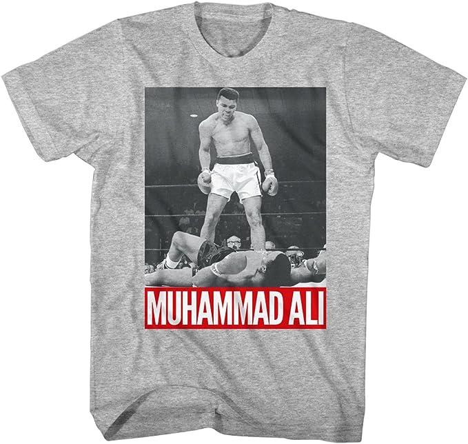 American Classics Muhammad Ali Boxing T-Shirt Black
