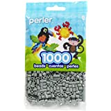Perler Bead Bag, Grey